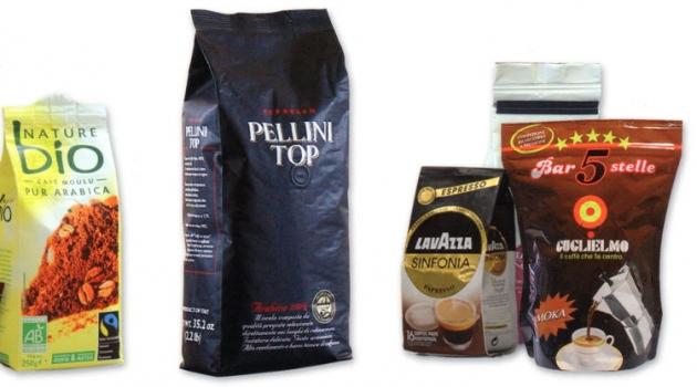 自動化咖啡豆/咖啡粉包裝機 <br> Auto Coffee Bean/Coffee Powder Packing Machine 1