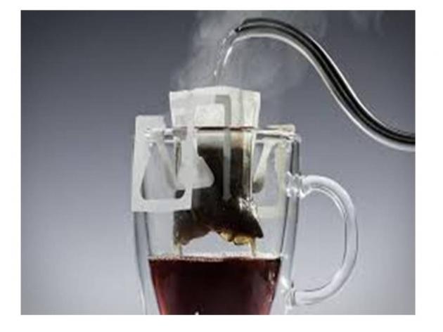 耳掛式咖啡濾袋<br> Coffee Filter 1